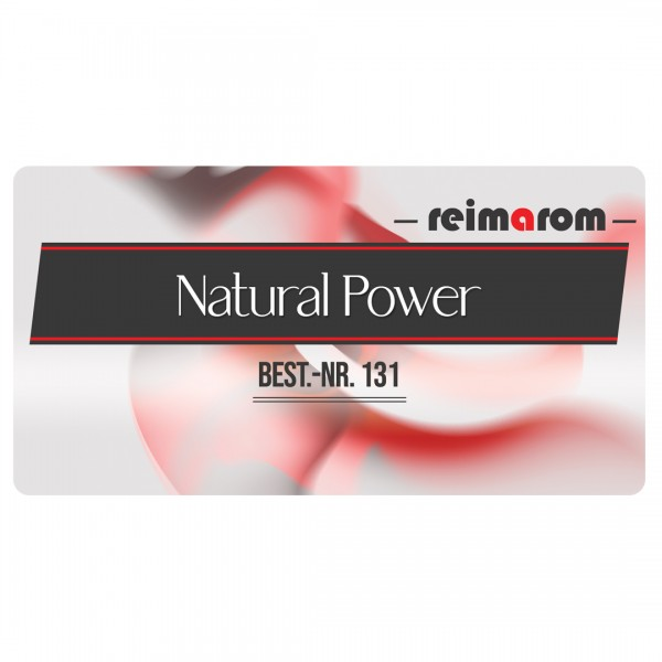 Natural Power - Antiviraler & antibakterieller Raumduft