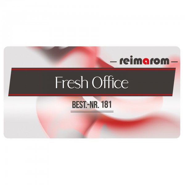 reimarom Raumduft Fresh Office