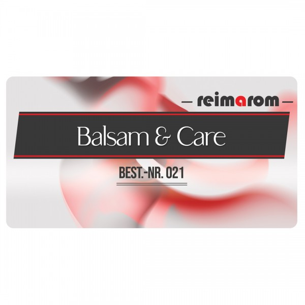 reimarom Raumduft Balsam & Care
