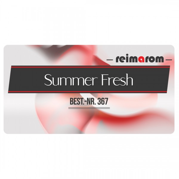 reimarom Raumduft Summer Fresh